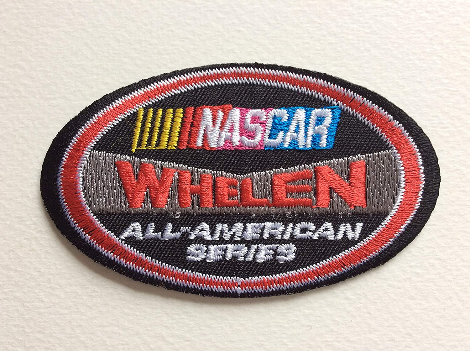 BLUE HAWAI ECUSSON Patches AUFNAHER Toppa THERMOCOLLANT - WHELEN NASCAR 9 * 5 CM