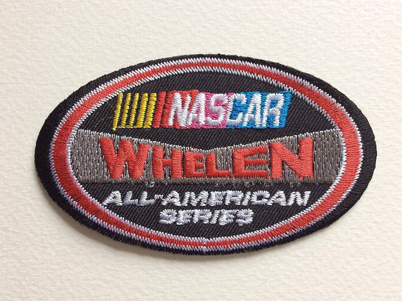 BLUE HAWAI ECUSSON Patches AUFNAHER Toppa THERMOCOLLANT - WHELEN NASCAR 9 * 5 CM