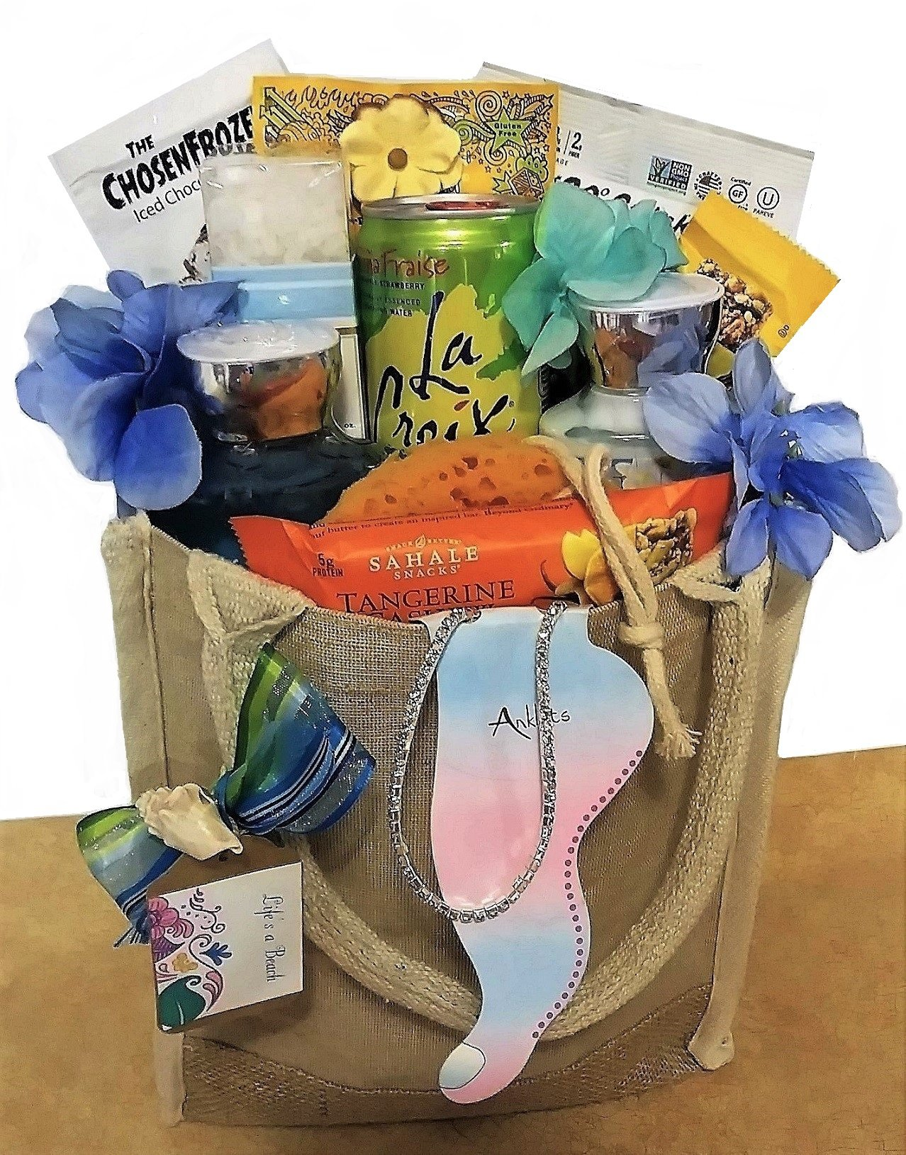 Life's a Beach by Goldspan Gift Baskets