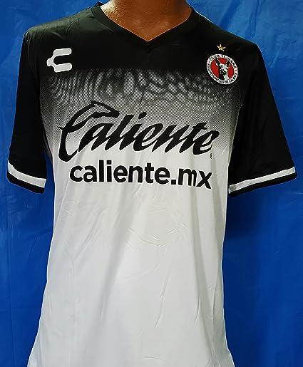 sale retailer 64a81 d8fbf Amazon.com : Liga MX New! Xolos De Tijuana Generic Replica ...