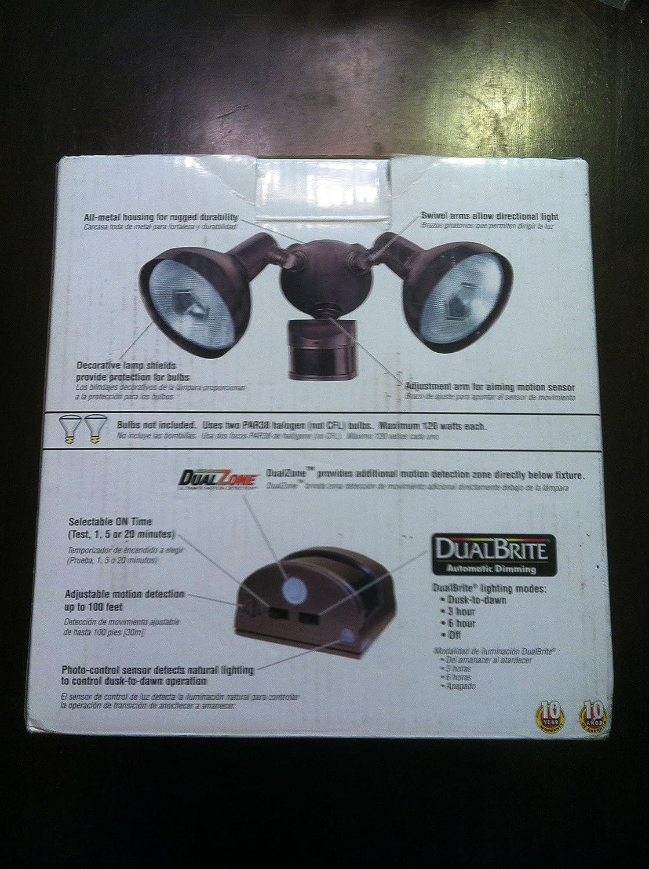 Amazon.com : Heath Zenith Secure Home Motion Activated Light : Camera & Photo
