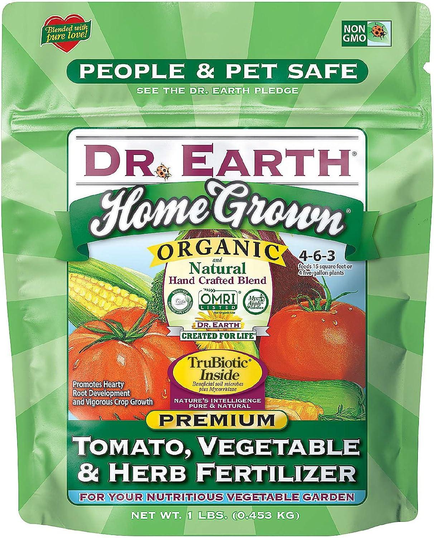 Dr. Earth Organic & Natural MINI Home Grown Tomato Fertilizer