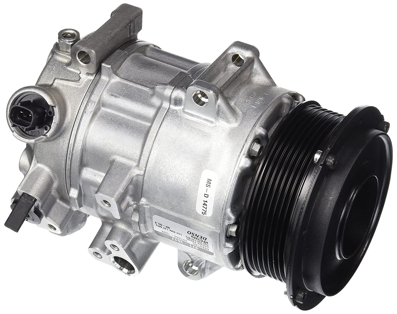 Denso 471 1617 A C Compressor Automotive 1997 Rav4 Wiring Diagram