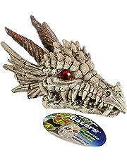 Penn-Plax RR1206 Dragon Skull Gazer Ornament