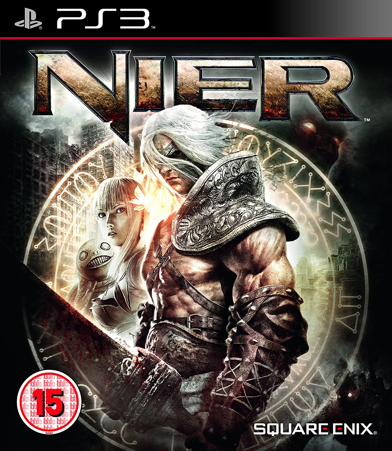 Square Enix Nier (PS3) vídeo - Juego (PlayStation 3, Acción / RPG): Amazon.es: Videojuegos