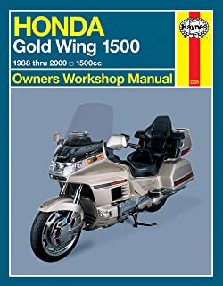 amazon com clymer repair manual for honda gl1500 goldwing 93 00 rh amazon com 2006 Honda Goldwing Review 2006 honda goldwing owners manual