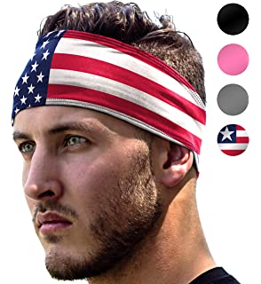 065be9a058cb Sports Headband  UNISEX Fitness Headbands For Women   Men. Head Band  Sweatband for Running