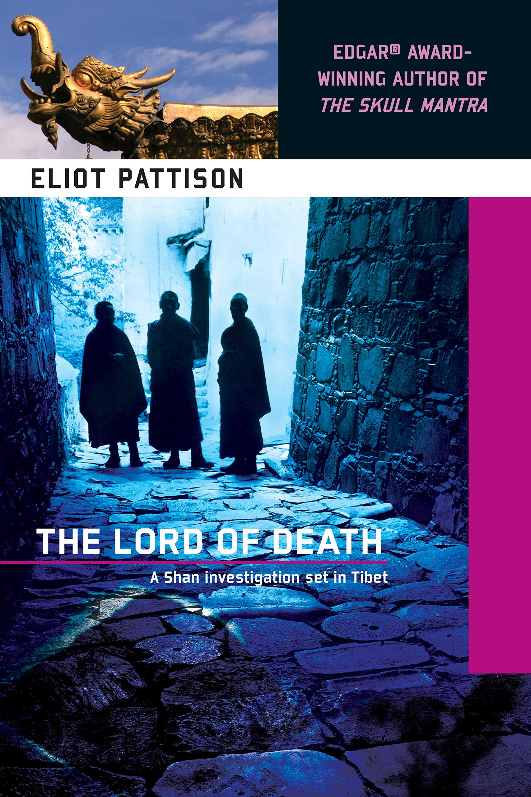 Amazon.com: Lord of Death (Inspector Shan, Book 6) (9781569476420): Eliot  Pattison: Books
