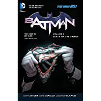 Batman Volume 3: Death of the Family TP