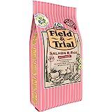 Field & Trial Salmon & Rice Hypoallergenic 15kg SAL15