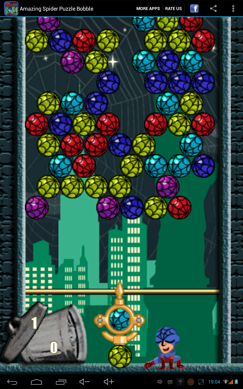 Download Puzzle Bobble Apk (free) for Android