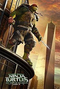 "RAPHAEL - Teenage Mutant Ninja Turtles: Out of the Shadows - 24"" x 36"" - Movie Poster (THICK) - Megan Fox"