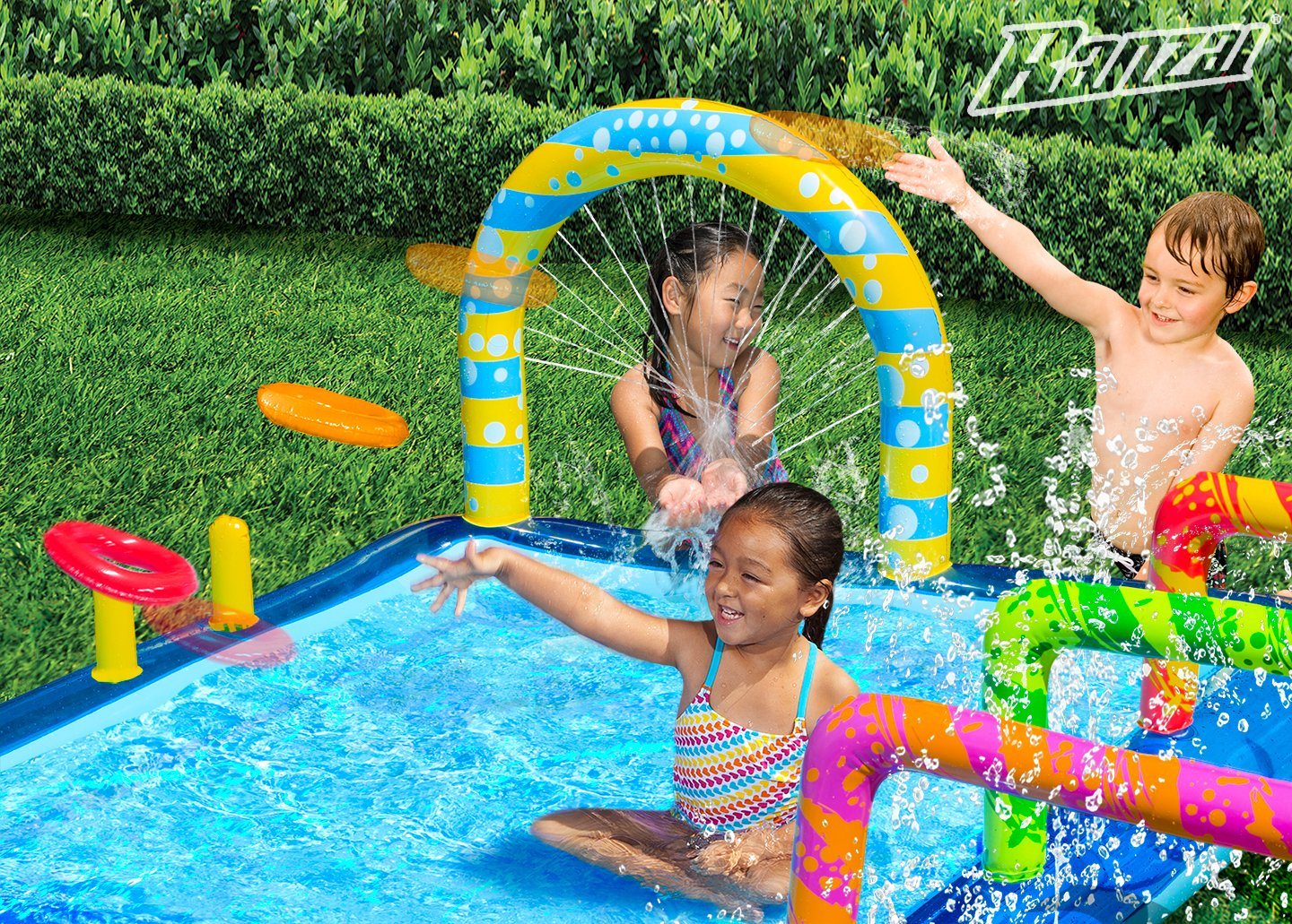 BANZAI Obstacle Course Activity Pool by BANZAI (Image #8)
