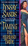 Taming the Highland Bride (Historical Highlands)