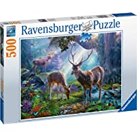 Ravensburger 14828 Deer in The Wild 500pc Jigsaw Puzzle,