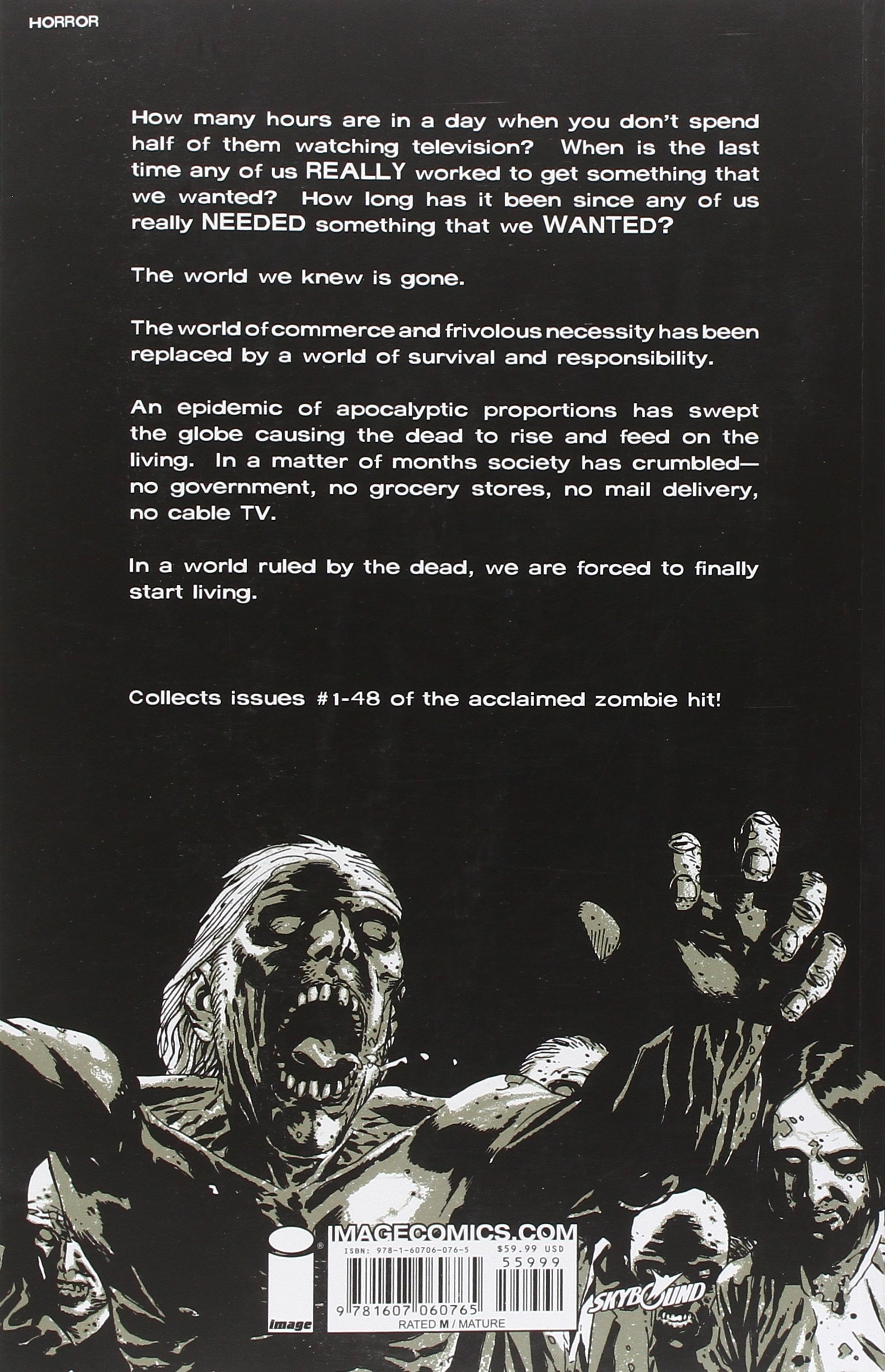 The Walking Dead Compendium Volume 1: Amazon.es: Robert ...