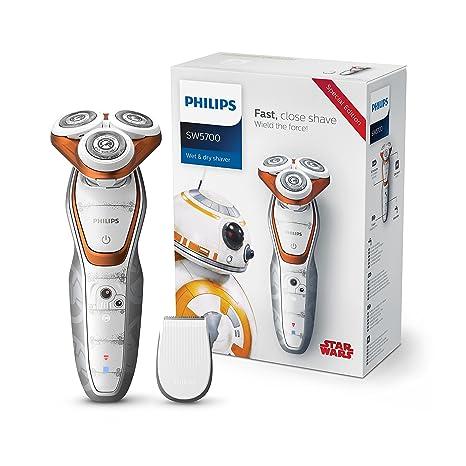 Philips - Afeitadora (Máquina de afeitar de rotación 66b92f9ecc9e