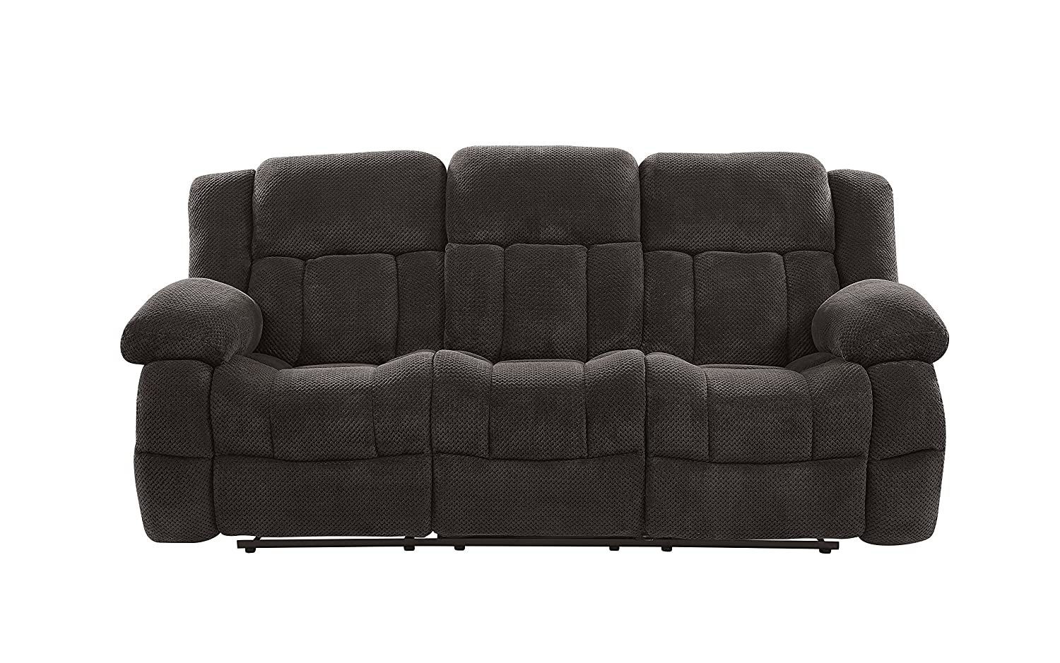 Amazon.com: Global Furniture USA U1600-M1706-RS W/DDT Sofa ...