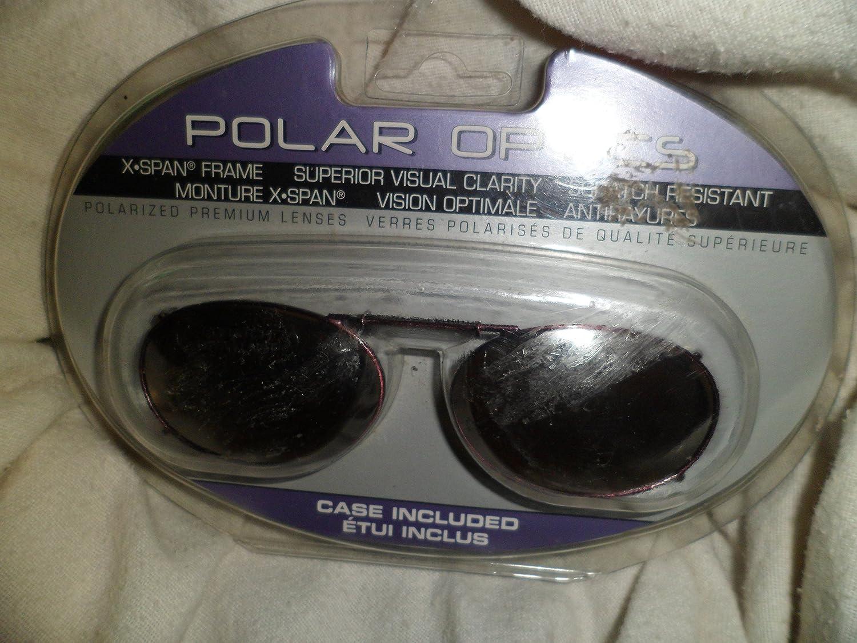 1e025f8c2a949 PolarOptics Flip-Up Clipons Sunglasses  Amazon.ca  Tools   Home Improvement
