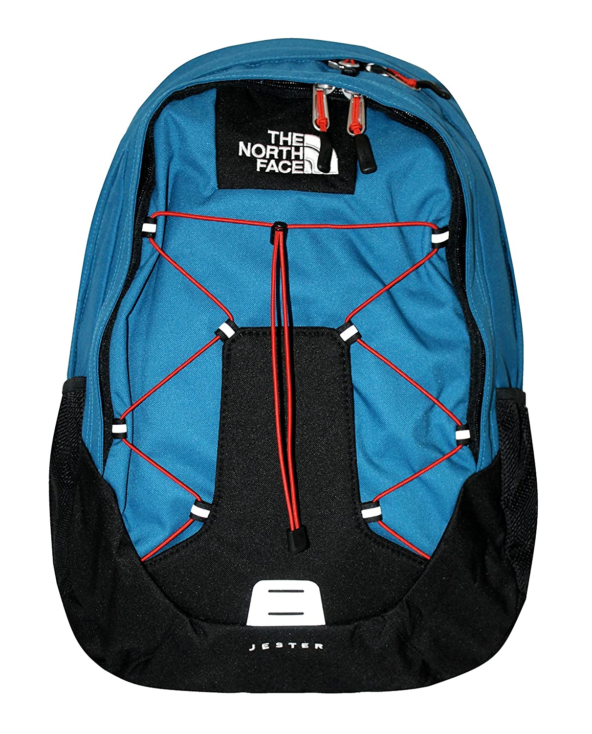 8c66ffbb7f1d Amazon.com  The North Face men s Jester laptop Backpack BANF BLUE  Clothing