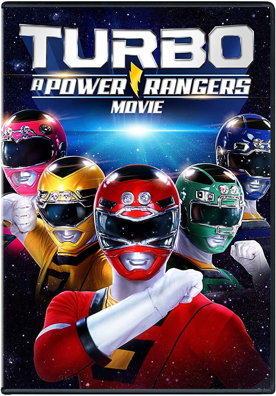 Turbo - A Power Rangers Movie