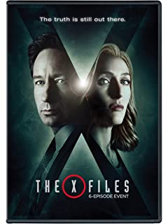 X Files The Event Series 2016