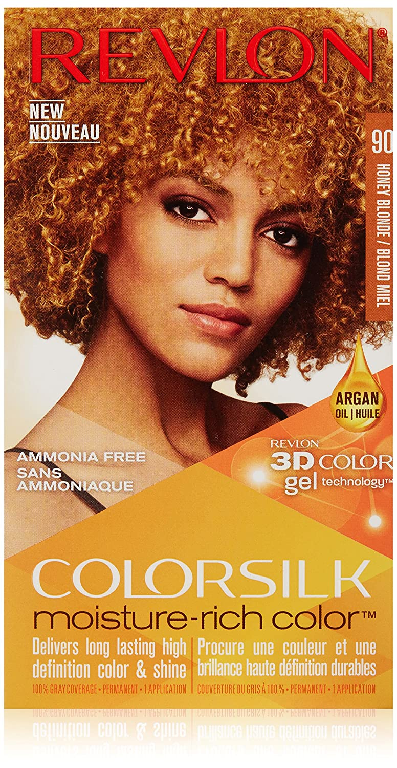 Best Hair Coloring Products: Revlon Colorsilk Moisture Rich Hair ...