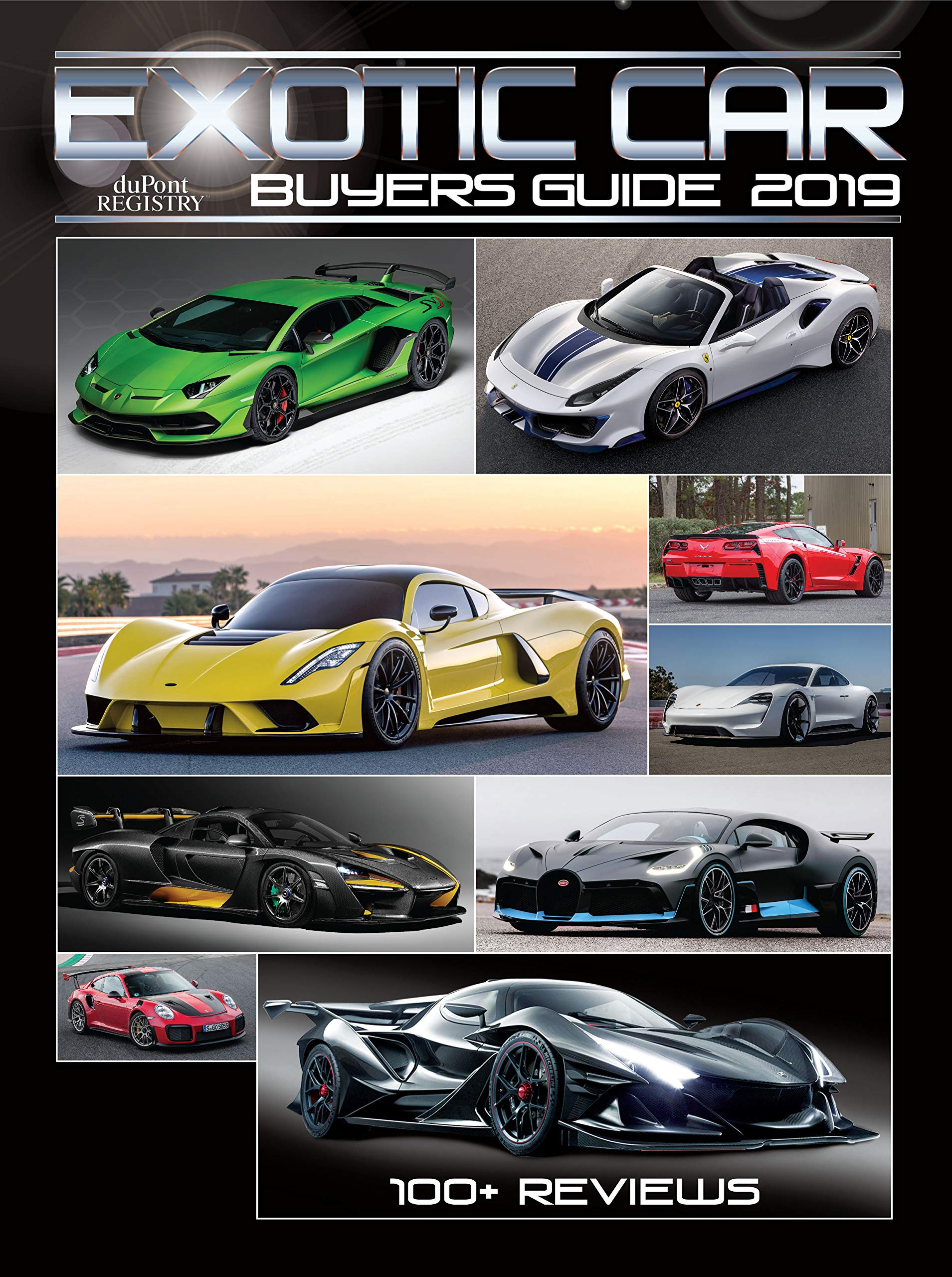 Dupont Registry Exotic Car 2019 Buyers Guide Dupont Registry