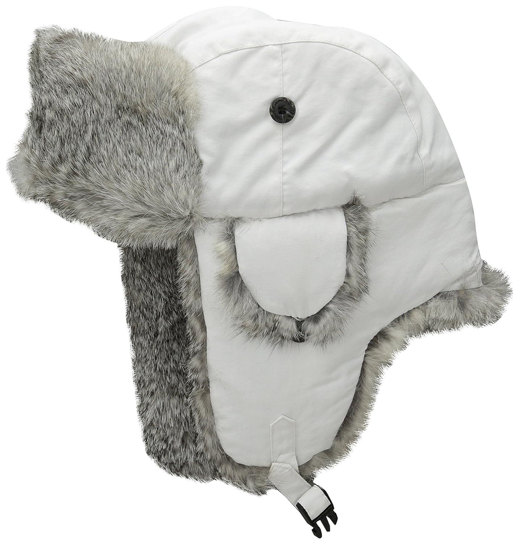 Woolrich Men s Supplex Wool Aviator Hat at Amazon Men s Clothing store  Bomber  Hats c28b7e5411a