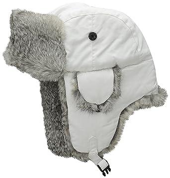 Woolrich Men s Supplex Wool Aviator Hat at Amazon Men s Clothing ... f3107bf6f17