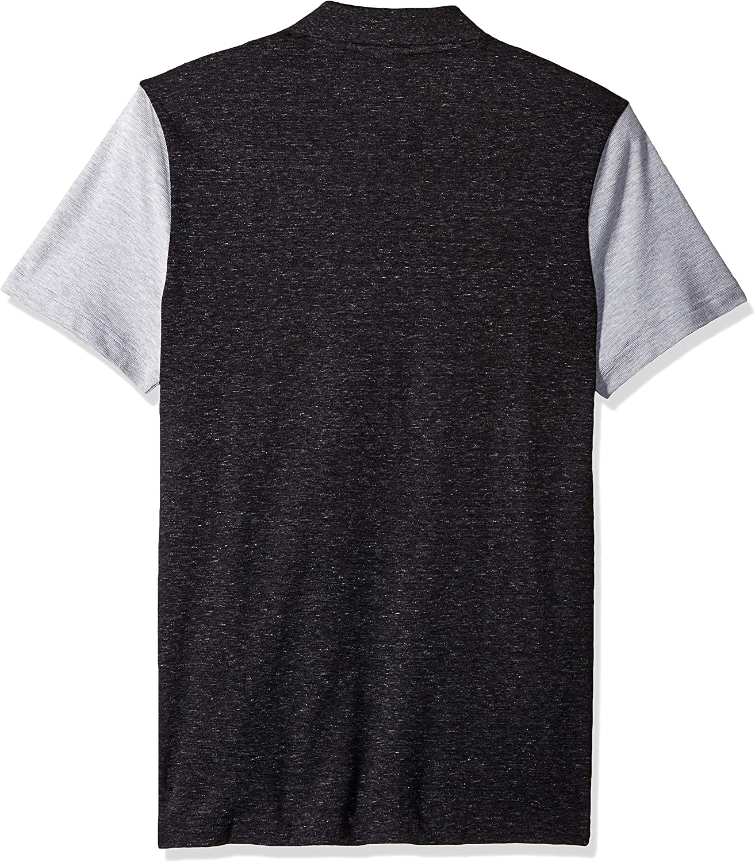 Lacoste Mens Sport Short Sleeve Super Light Color Blocked Polo