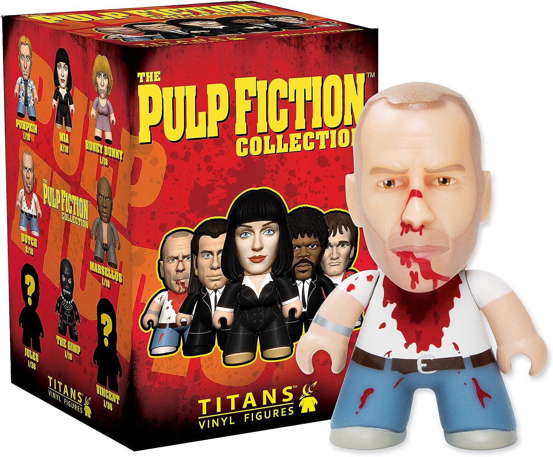 """THE KILL BILL VOL 1 COLLECT 3/"""" BLIND-BOXED TITANS COLLECTIONS KILL BILL TITANS"""