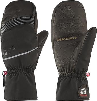 0fb1f8983a7204 Zanier Herren Glockner.tw UX Handschuhe: Amazon.de: Sport & Freizeit