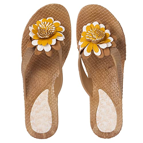 1641238afed3 Image Unavailable. Image not available for. Colour  Czar Flip Flops Slipper  for Women
