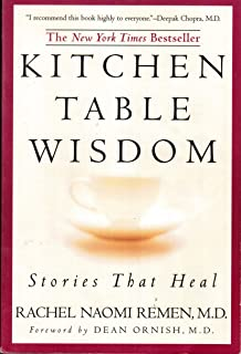 Image result for kitchen table wisdom rachel naomi remen
