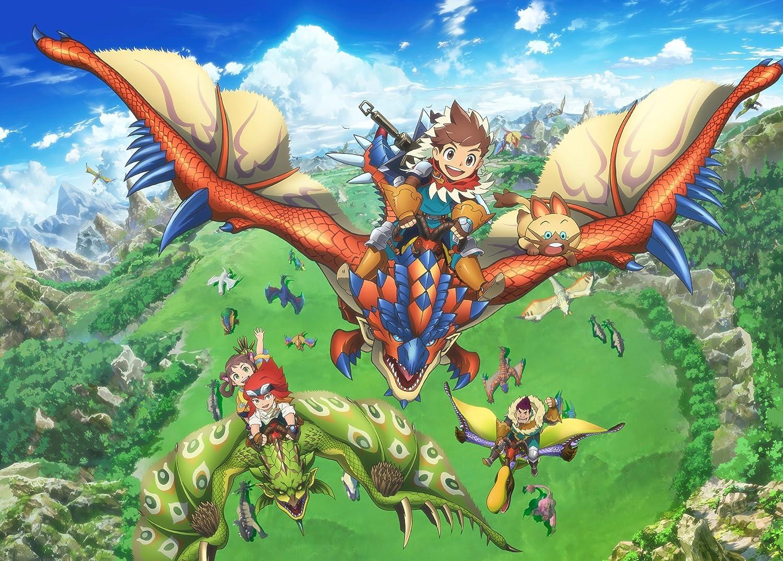 Tv Anime Monster Hunter Stories Ride On O S T Tv Anime Monster