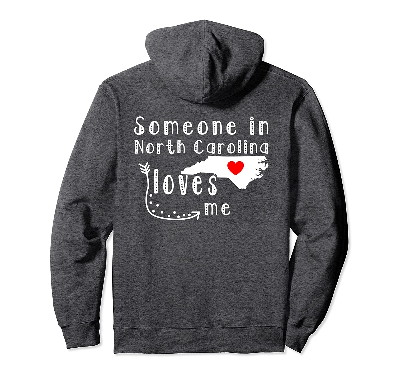 Someone in North Carolina Loves Me,Precious Gift State NC-Veotee
