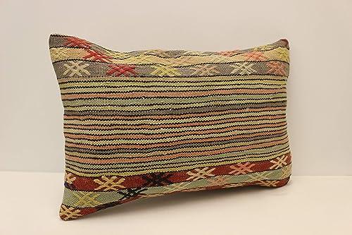 16X24 Decorative Vintage Turkish Pillow Cover