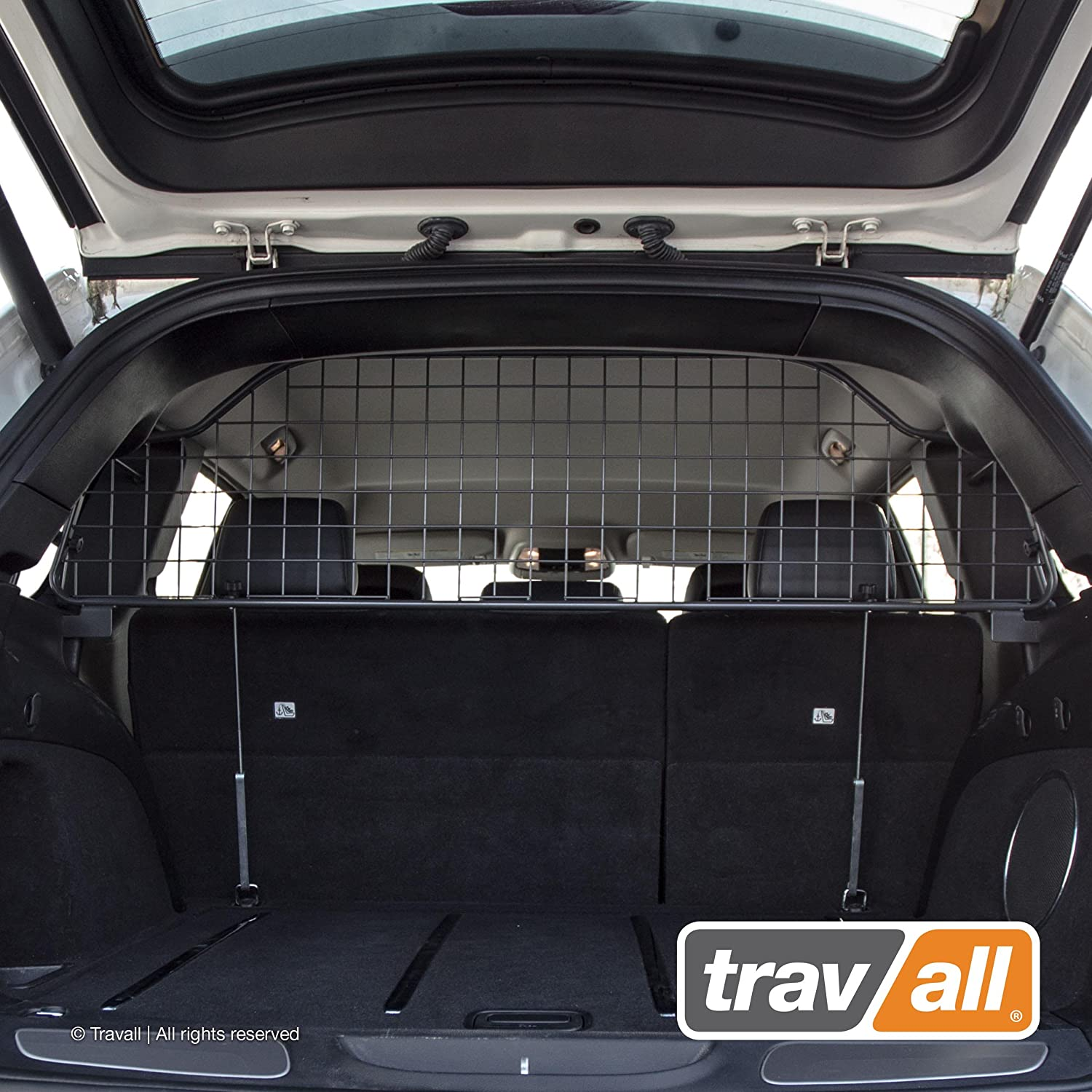 Vehicle-Specific Dog Guard Travall Guard TDG1539