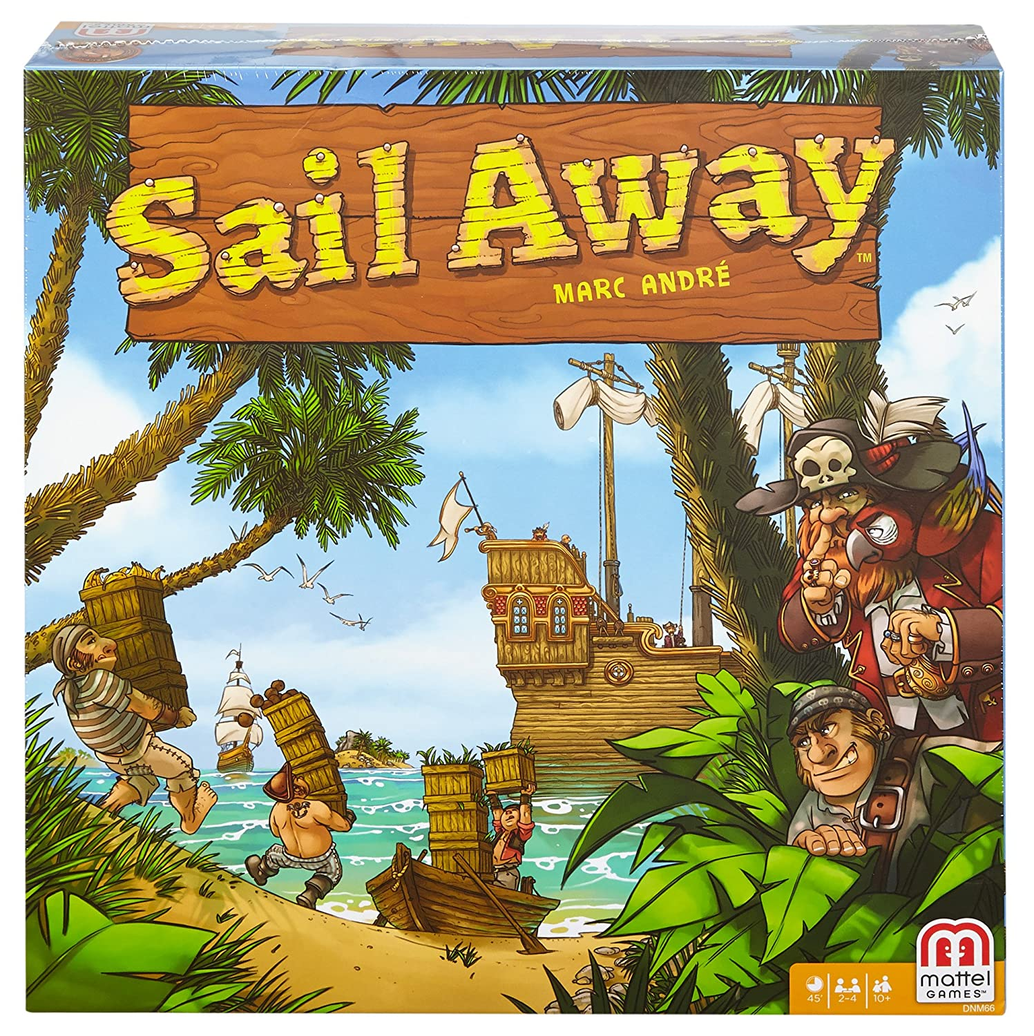 Mattel Sail Away amazon
