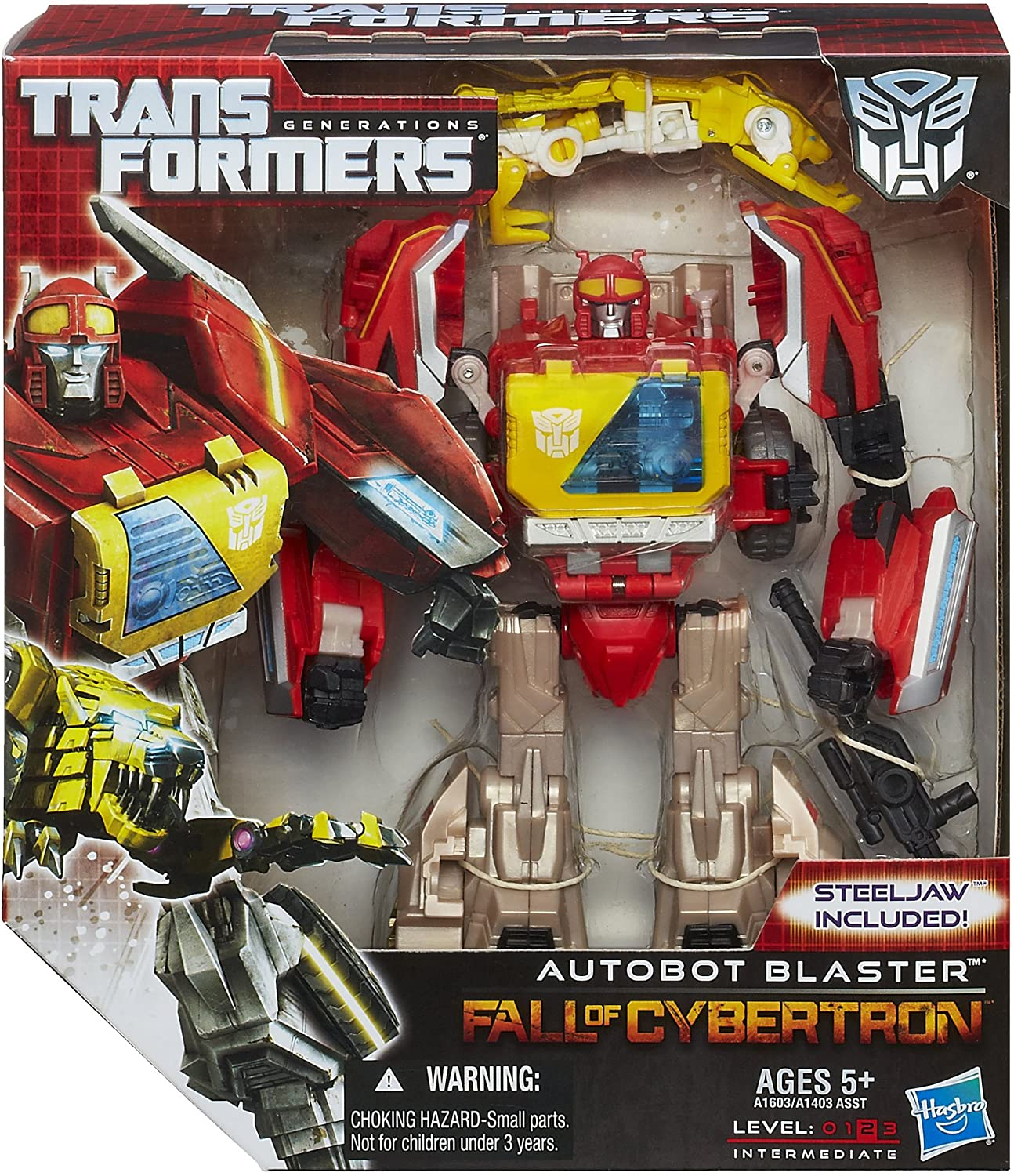 Transformers Generations REWIND Complete Data Disc Fall Of Cybertron FOC w case