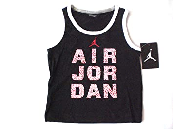 033fc84ef6103 Image Unavailable. Image not available for. Color  Nike Air Jordan Toddler  Tank-top