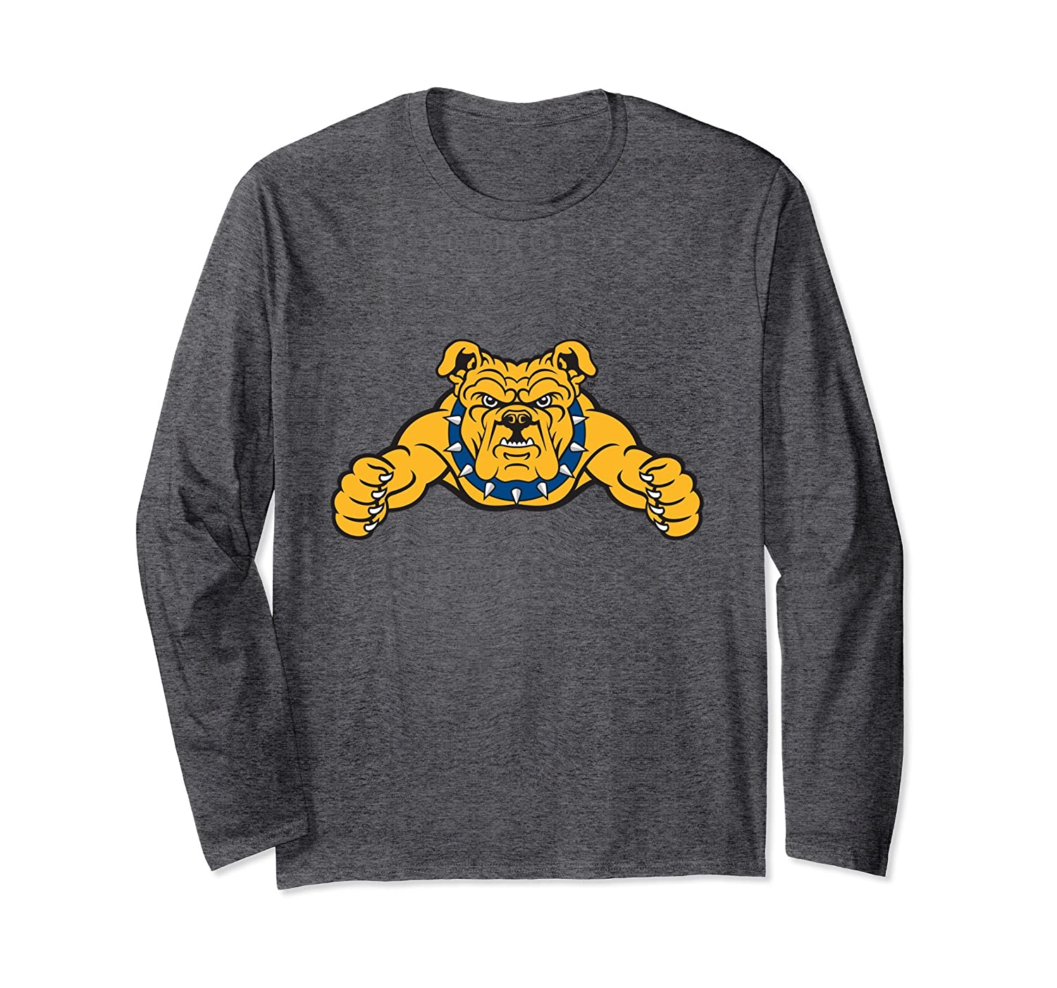 North Carolina A&T Aggies NCAA Long Sleeve 15NCTA-1-alottee gift
