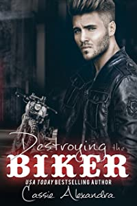 Destroying the Biker (Book 8): (The Biker Series )