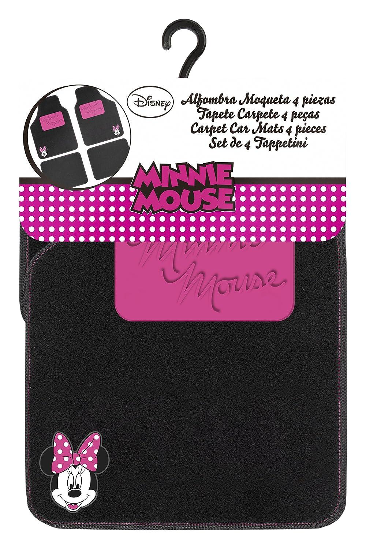 Noir Disney Minnie MINNIE107 Tapis Jeu Minnie