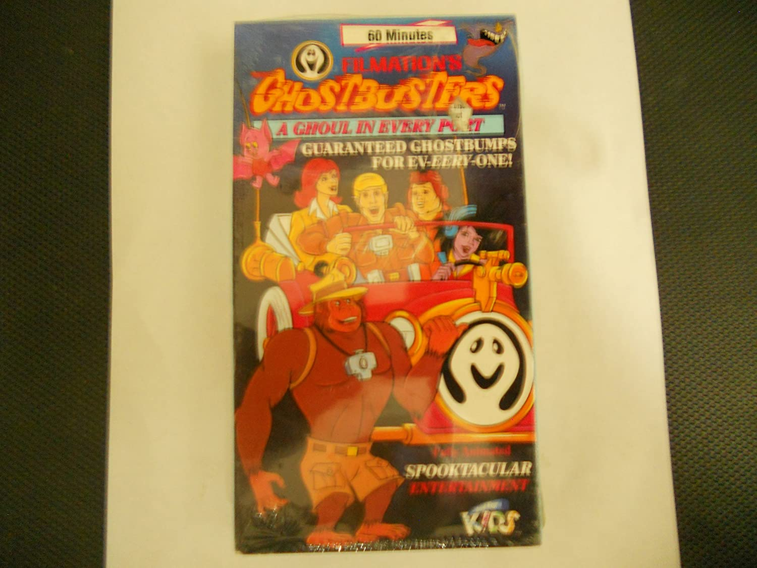 Ghostbusters: A Ghoul in Every Port [VHS]