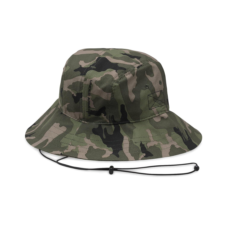 76c118925ed94 Under Armour Mens Armourvent Bucket Hat Under Armour Men   s ArmourVent  Bucket Hat Black  Graphite ...