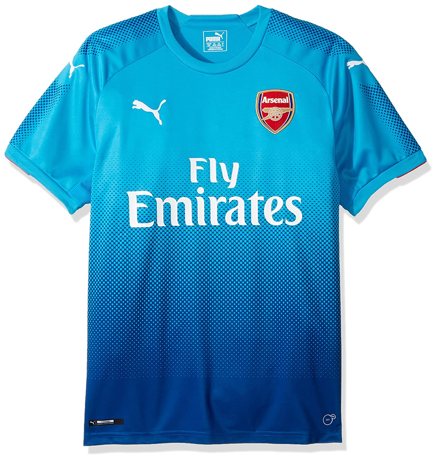 PUMA Mens Arsenal Fc Away Replica Shirt Puma Men' s Athletic 75151203