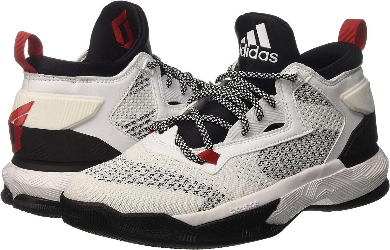 adidas D Lillard 2 PK, Chaussures de Basketball Homme