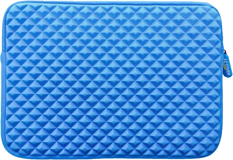 Blue For HP 13.3 13-p117cl Laptop AZ-Cover 13.3-Inch Case Simplicity /& Stylish Diamond Foam Shock-Resistant Neoprene Sleeve